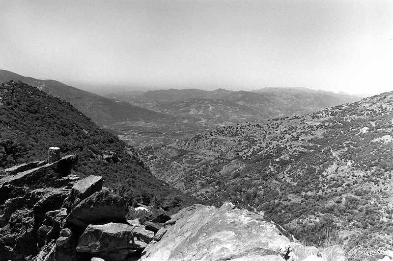 Poqueira Valley in the Alpujarras