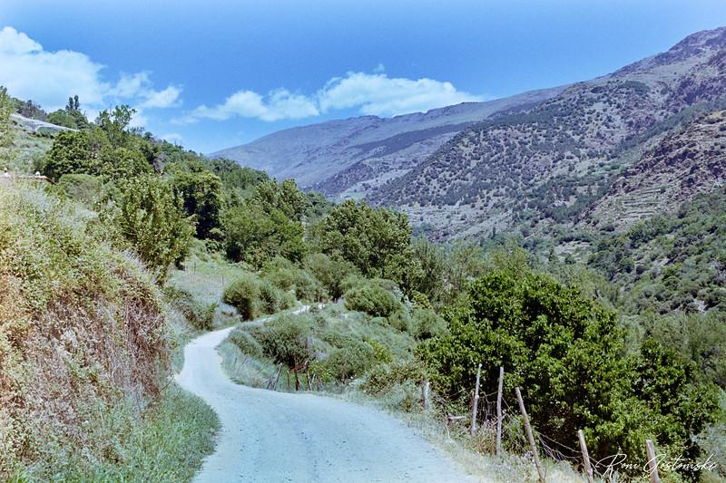 Sierra Nevada, near Trevélez, Spain
