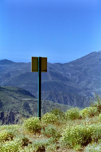 The Sierra Nevada Natural Park, Spain