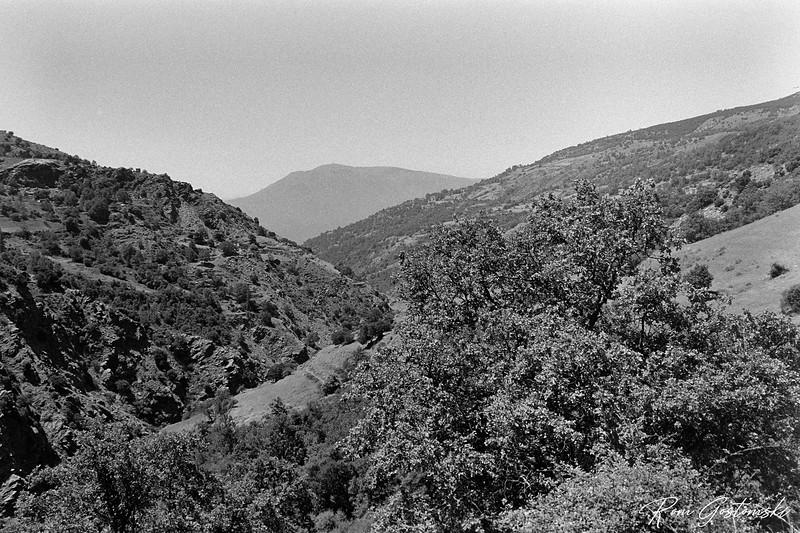 The Poqueira valley