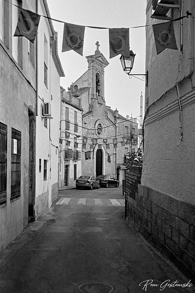 Parroquia Nuestra Señora de los Ángeles, Carchelejo