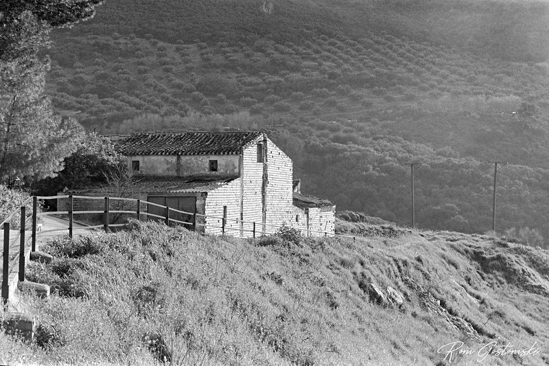 The old cortijo