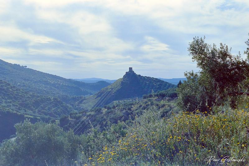 El castillo de la Encomienda de Víboras