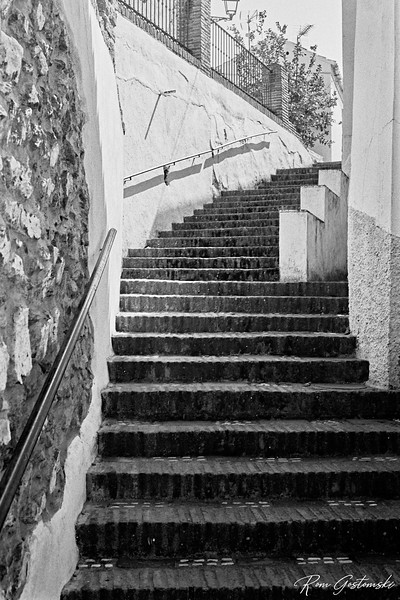 Steps - Jubrique