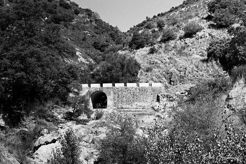 """Bridge over Río """"Las Zuas"""""""