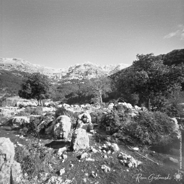 El Chorro near Cazorla.