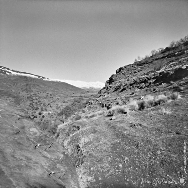 Poquiera valley, Sierra Nevada, Spain