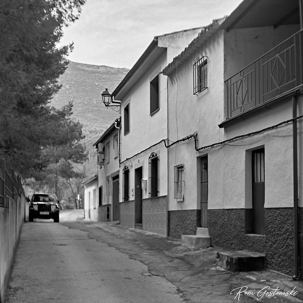 Village street