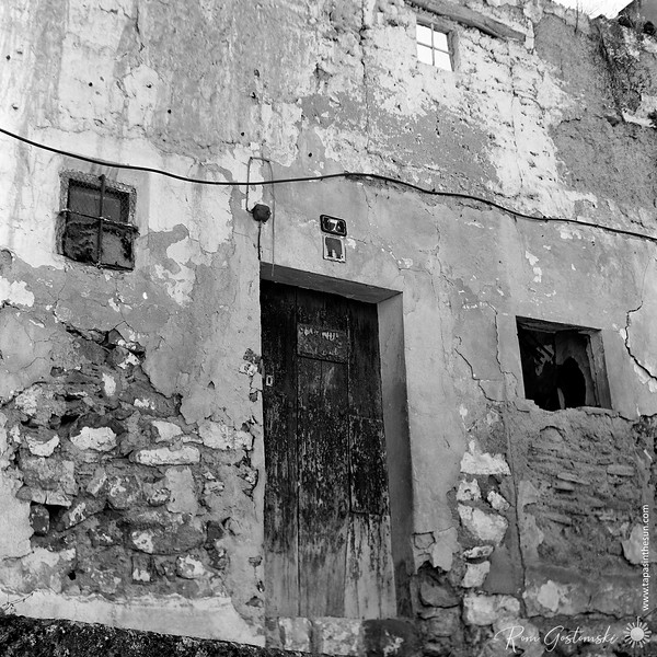 An abandoned house in Alcaudete
