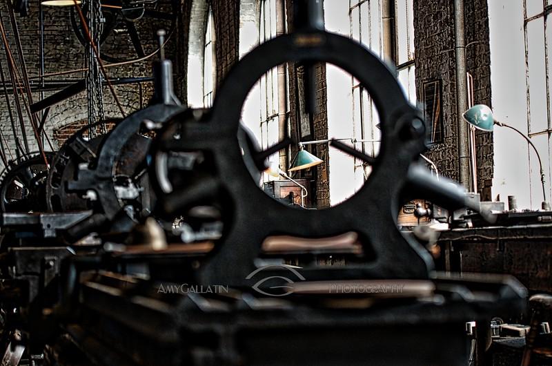 """""""Machinery"""" © Amy Gallatin"""