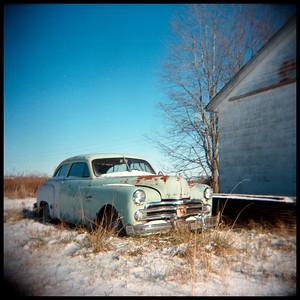cold car, Ohio