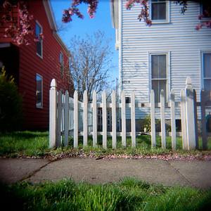 PIcket Fence Hamilton, Ohio
