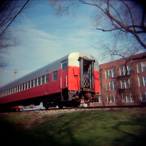 Traincar, Loveland, Ohio