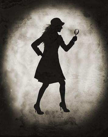 Girl Detective v.02
