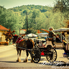 Georgia's Alpine Village - Helen City - Helen, GA - USA