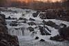 Potomac River at Great Falls Va