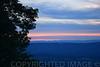 Shenandoah Valley from Skyline Drive Va