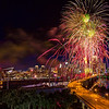 2017 Aquatennial Fireworks