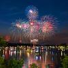 City of Hudson Fireworks 2021