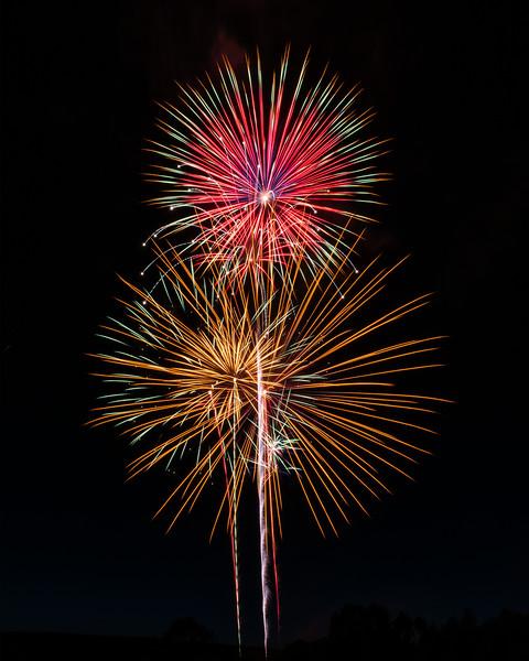New Columbia Fireworks