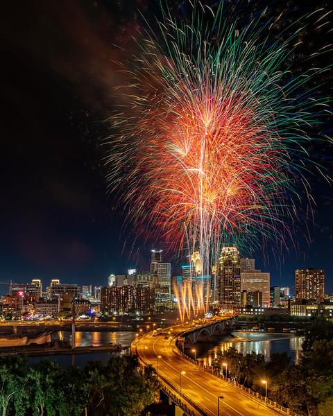 Minneapolis Aquatennial 2019