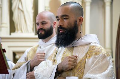 First Mass 2016