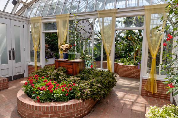 Phipps Conservatory Greenhouses