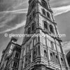The Bell Tower - Florence, Italy.