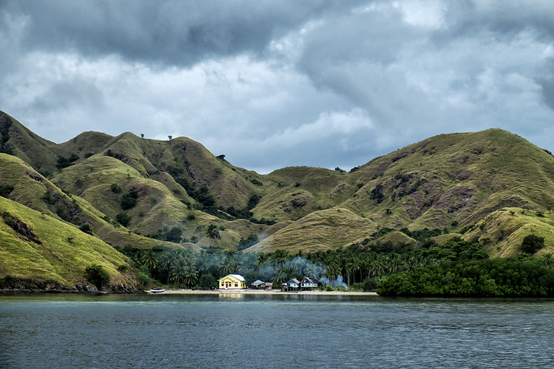 Flores and Komodo, Indonesia
