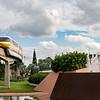 Epcot's Monorail