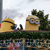 Minions on the Central Park float