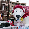 Polar Bear balloon float