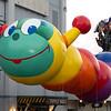 Caterpillar balloon