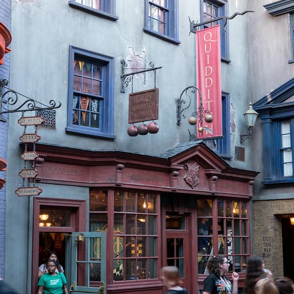 Quidditch shop