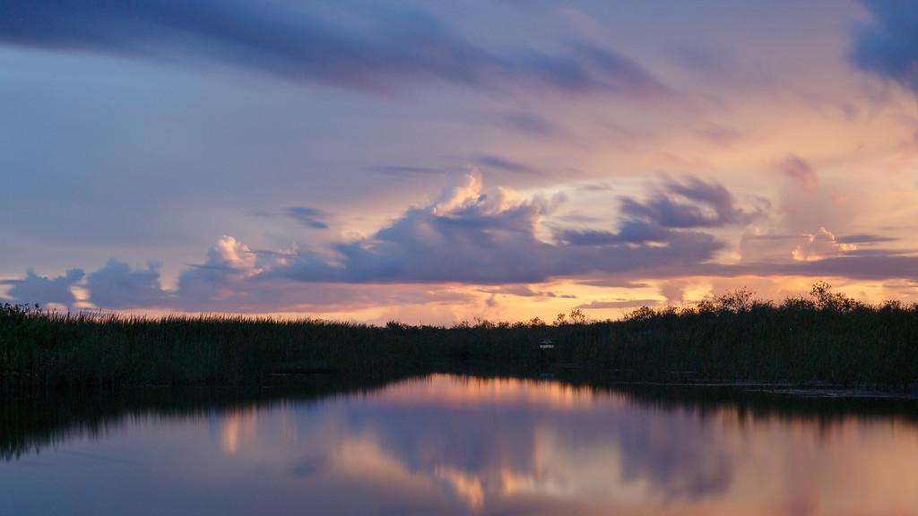 Loxahatchee Sunset-9384