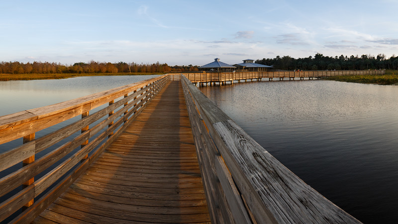 Green Cay Boardwalk-Pano