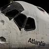 Space Shuttle Atlantis Crew Cabin