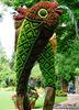 "Fish Art @ Imaginary World - ""A New Kingdom of Plant Giants"" @ Atlanta Botanical Garden  , Georgia - USA"