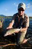 Montana Madison River Whitefish Grip and Grin