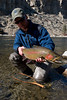 Montana Missouri River Grip and Grin Rainbow Trout Spring