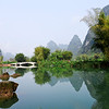 Yulong river scenery