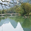 Yulong river in spring