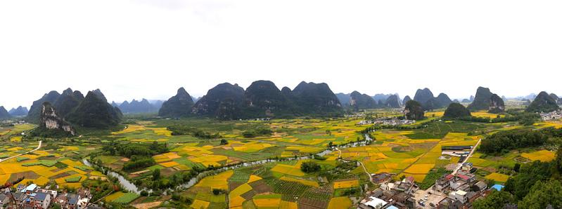 Huixian scenery