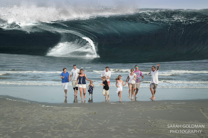 Summer Place -  **wave is photoshopped!**