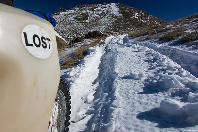 Swansea Cerro Gordo Trail, CA
