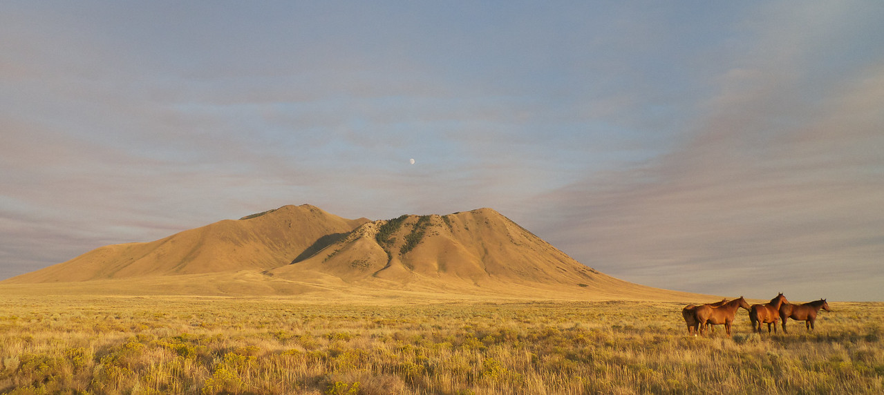 Big Southern Butte, ID