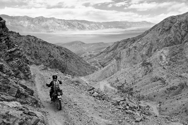Lippencott Pass, Death Valley