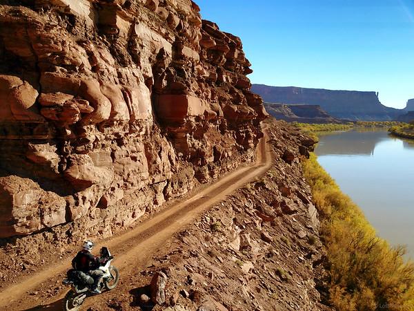 White Rim Trail, Utah