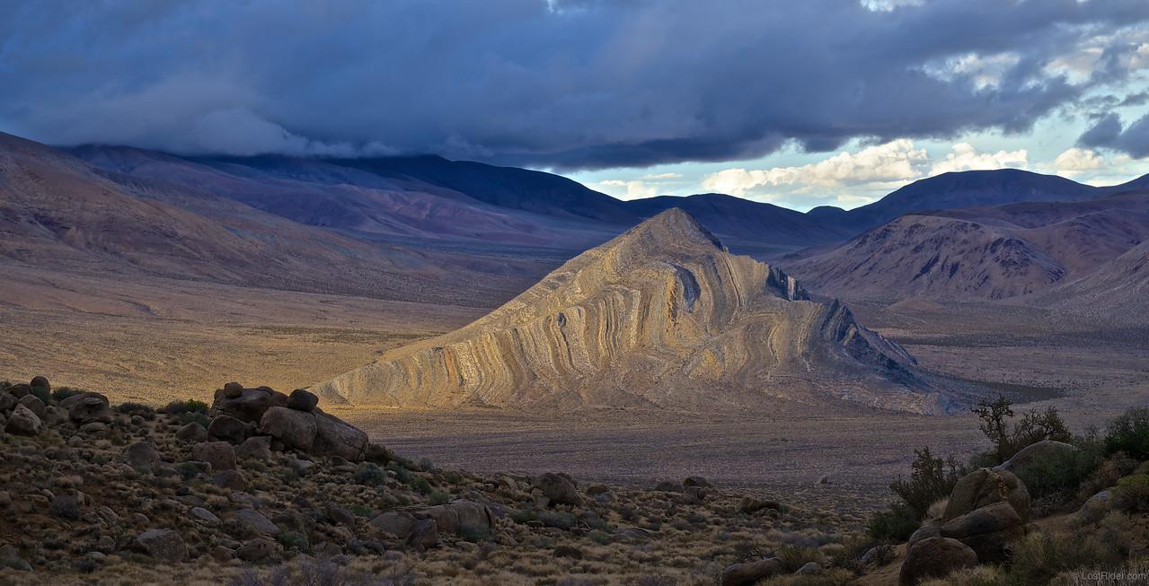 Striped Butte, DV NP