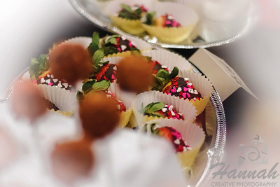Valentine strawberries dipped in chocolates  © Copyright Hannah Pastrana Prieto